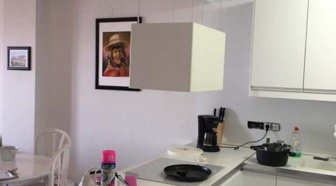 Renovación cocina en Fuengirola