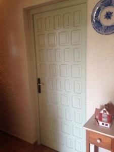 Pintura de puertas